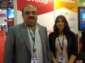 Prashant Chothani, CEO, y Priyanka Pande, jefa de relaciones públicas