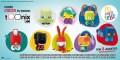 Cartoon Network: los Toonix llegan a la Cajita Feliz de McDonald's