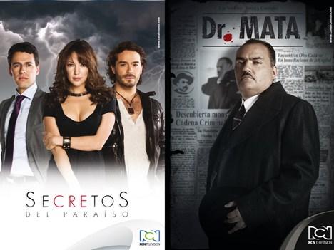 RCN finalizó la producción de las series Secretos del paraíso y Doctor Mata, que serán estrenadas el próximo año