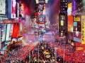 Time Square en Nueva York será una de las sedes de los festejos