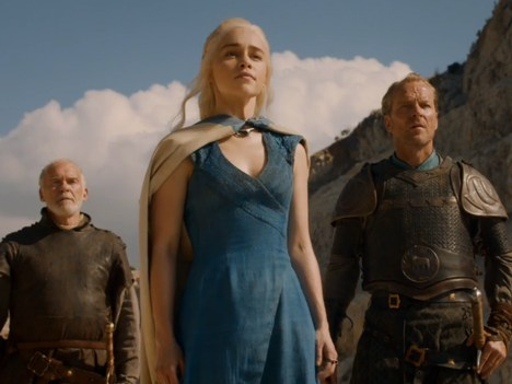 HBO Games of Thrones 4