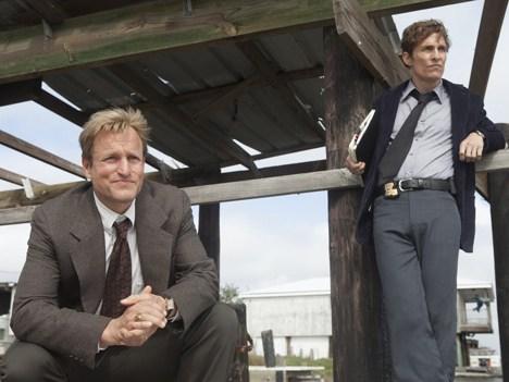 Woody Harrelson y Matthew McConaughey, protagonistas de True Detective