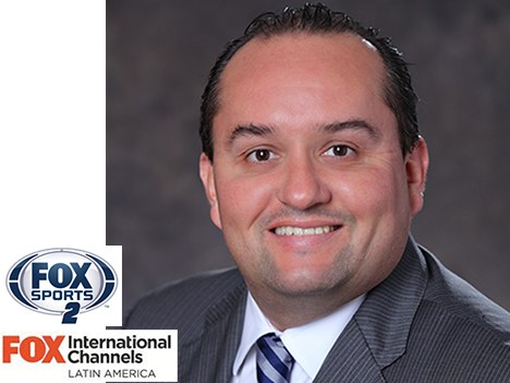 FIC Carlos Martínez + Fox Sports 2