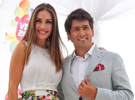 3d2be35fb72 2014.02.07   Los presentadores de Viña del Mar 2014 serán los chilenos  Rafael Araneda, conductor, y Carolina de Moras, top model, según confirmó  A&E, ...