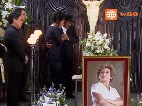 """El velorio de """"Doña Nelly"""", en el estreno de la sexta temporada"""