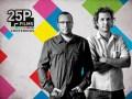 Gabriel Pomeraniec y Andy Waisberg, creadores de 25P Films