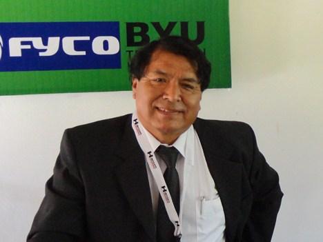 APTC Perú Ovidio Rueda