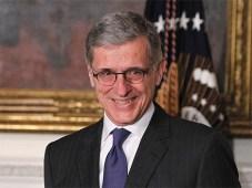 Tom Wheeler, titular de la Federal Communications Commission (FCC) de Estados Unidos