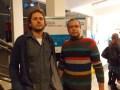 Andy Waisberg y Gabriel Pomeraniec