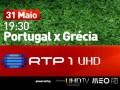 Con este anuncio se anticipa la transmisión exclusiva en 4K del partido de fútbol, en vivo desde Portugal