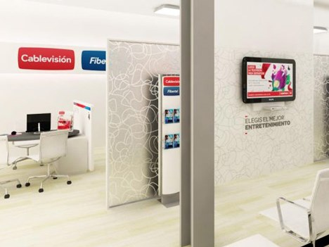 Cablevision Arg sucursal