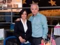 Cristina Palacio junto a Juan Carlos Sosa, EVP de Operaciones de Venevision Studios