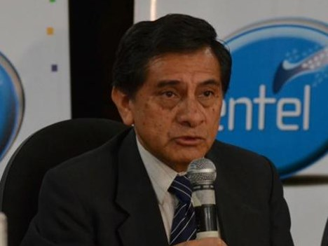 Oscar Coca, CEO de Entel
