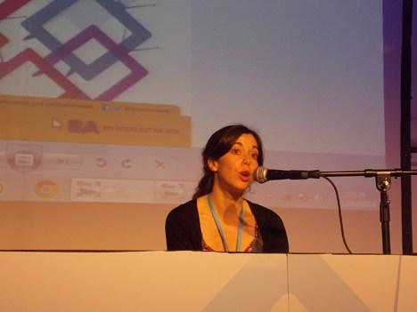Tamar Colodenco, coordinadora general de UN3 TV