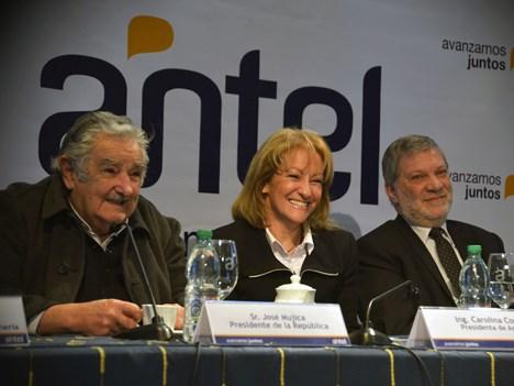 Antel Mujica, Cosse, Kreimerman