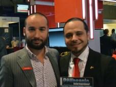 Serkan Guner y Hugo Antonio Caviedes Bravo Riedel