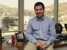 Pablo Astudillo, de Claro Chile