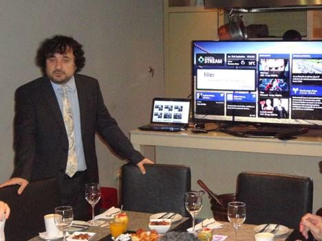 Ernesto Cambursano, CEO de DataFactory