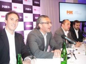 Fox conferenca Reck, Martinez, Veiga, Spielmann 2