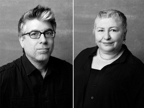 Marcelo Camaño y Ana Montes, gerentes artístico-comerciales de Migré Asociación de Autores Audiovisuales