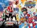 MarVista Entertainment cuenta con los derechos de distribución de las series Power Rangers y Digimon Fusion para América Latina