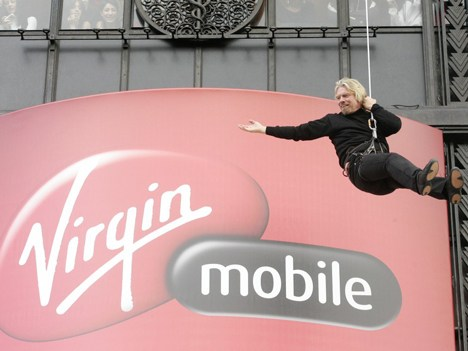 Virgin Mobile Branson
