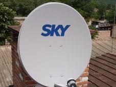 Sky México Antena