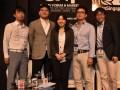 Korean broadcasters: Kwon Yong-tack, Producer, KBS; Kim Iljoong, programming dept. and Global Format Strategy, SBS; Sang-Im Kim, senior director, Busi