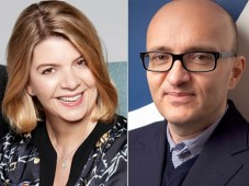 Endemol Shine Group: Sophie Turner Laing, CEO y Tim Hincks, presidente