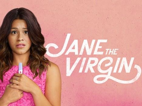 """La protagonista de Jane the Virgin, Gina Rodríguez, recibió un Globo de Oro por """"Mejor Actriz de Comedia""""; CBSSI confirmó segunda temporada para este"""