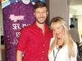 Lucar Mirvois, productor de la serie Según Roxi, y Silvana D'Angelo, directora de ventas de Smilehood