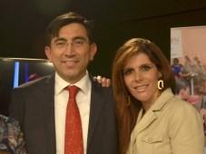 Colombia Diego Molano Vega y Carolina Hoyos Turbay
