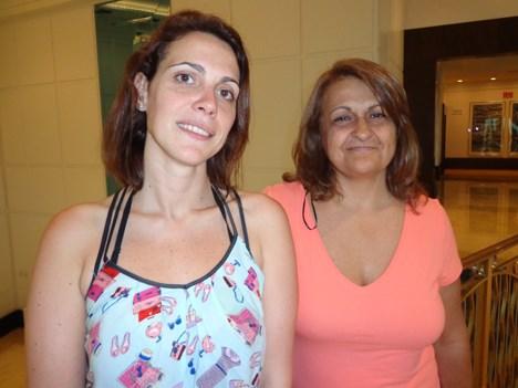 FansWorld TV en Miami: Sol Tossounian, director de contenidos, y Nora Seoane, directora de producciones asociadas