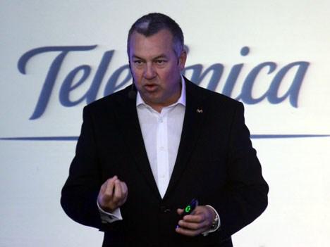 Michael Duncan, CEO de la Unidad Global de Video de Telefónica