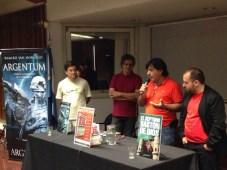 Jorge Nisco destacó el trabajo de Ramiro San Honorio en 10 Pasos para escribir ficciones