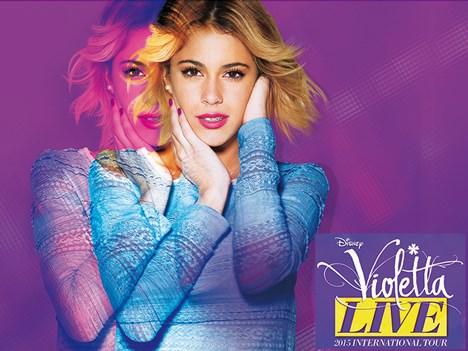 Disney Violetta Live Tour 2015