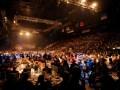 Más de 350 invitados VIP y 3.500 personas en las tribunas participaron de la fiesta por los 25 años de Telefe