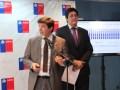 Chile Subtel Andrés Gómez-Lobo y Pedro Huichalaf
