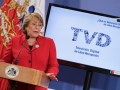 Chile Michelle Bachelet ley TDT