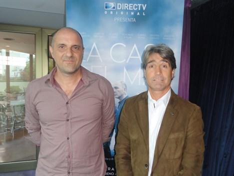 DirecTV Arg Juan Laplace y Juan González del Solar