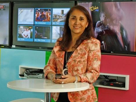 Erika Tapia TuVes HD