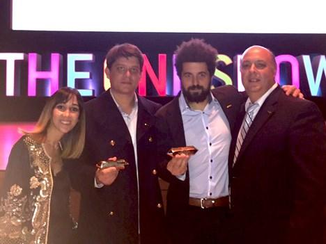 Micaela Gallino, Javier Mentasti, Maxi Maddalena, Germán Yunes - (One Show Foto 1)
