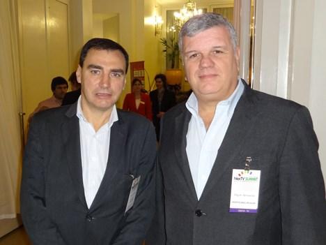NexTV LatAm 15 D1 Gustavo Mónaco y Miguel Benavente