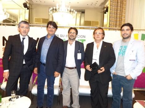 Panel de OTT en NexTV Summit Buenos Aires
