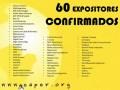 Caper 2015 lista de expo confirmados a mayo de 2015