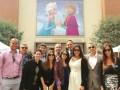 El nutrido equipo de ventas y marketing de Disney Media Networks Latin America, en su screening para la región: se presentaron las nuevas series de AB