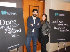 Raúl Campos Delgado, CEO, y Sophie Sandoval, Head of Distribution