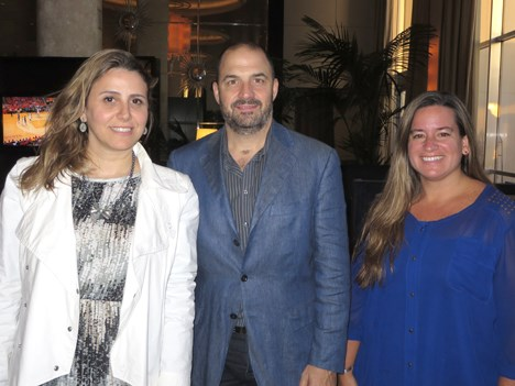 En los LA Screenings: Virginia Berberián, Alex Lagomarsino y Teresa Bosch