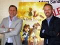 Erik Jensen y Jimmy Van der Heyden, en los LA Screenings