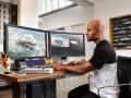 Fusion Studio se empleó en la composición digital de Espías y Barely Lethal